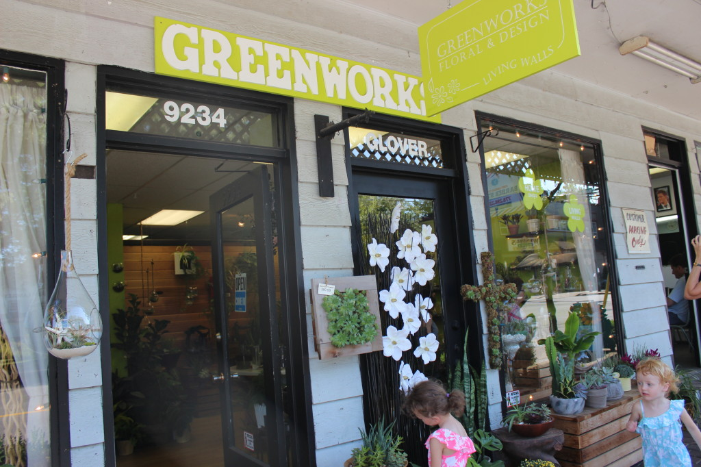 One of our favourite new shops in Fort Langley.