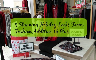5 Stunning Holiday Looks From Fashion Addition 14 Plus