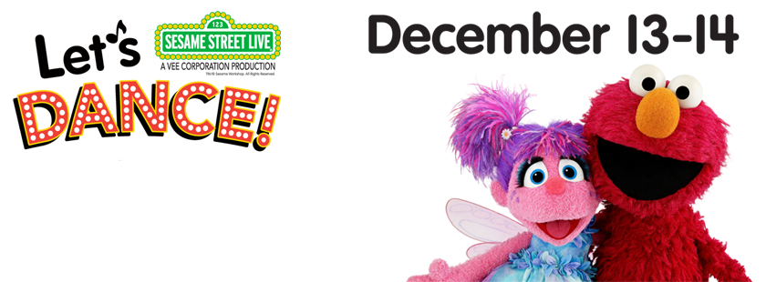 Lets Dance Facebook: Win 4 Tickets To Sesame Street Live