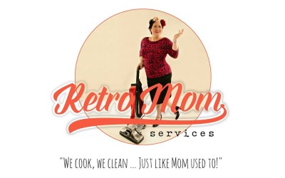 Win an 8-hour cleaning with Retro Mom Services