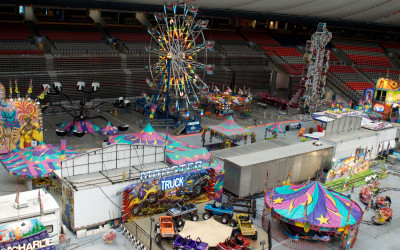Enter to win 4 Dome Passes to PlayDome 2015