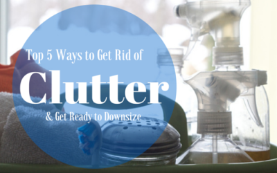 5 ways to rid your home of clutter for Spring