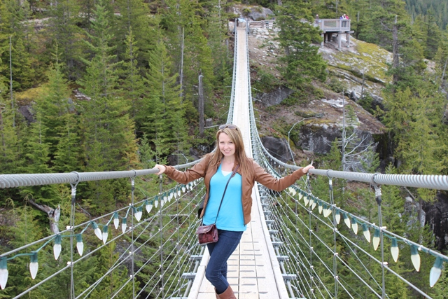 Squamish Suspension Bridge