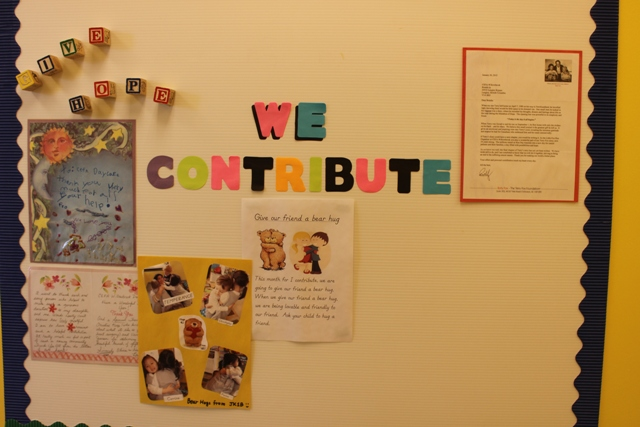 The importance of community is emphasized at CEFA.