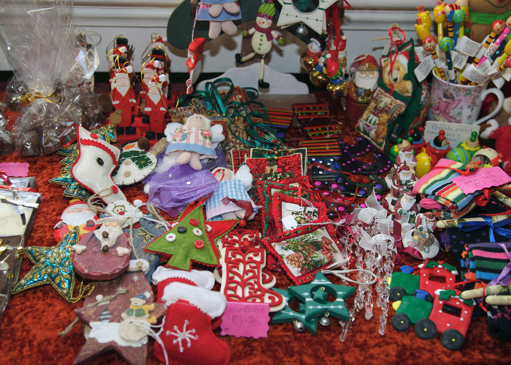 Christmas Craft fairs in the Fraser Valley
