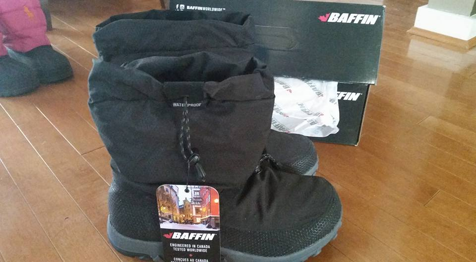 Baffin Ease Boots
