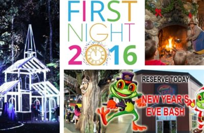 Family Friendly New Years Eve Activities in the Fraser Valley