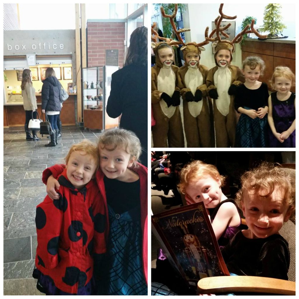 Royal City Youth Ballet Nutcracker