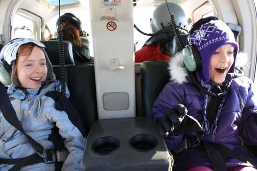 The Sky's No Limit – Girls Fly Too! Offers Free Flights for Females of All Ages March 12-13 at the Abbotsford International Airport.