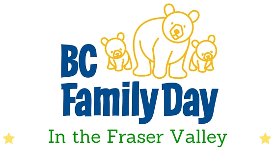 BC Family Day in the Fraser Valley 2016