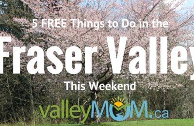 Things to do in the Fraser Valley