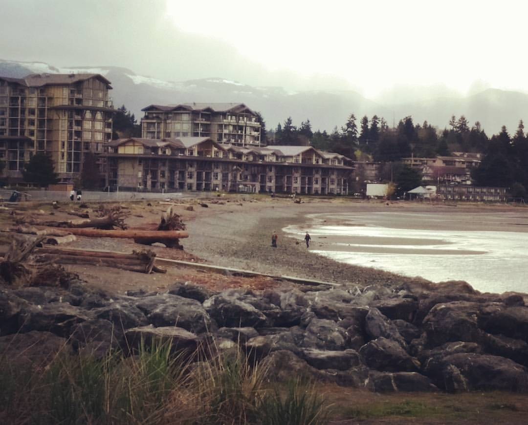 The Beach Club Resort in Parksville, B.C.