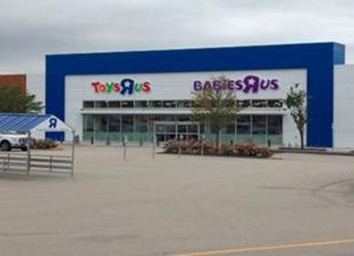 "Langley Toys ""R"" Us"