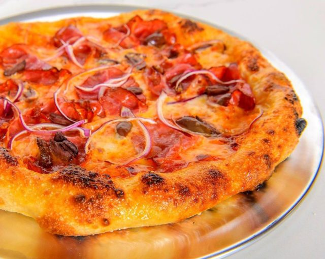 pizza places in the Fraser Valley